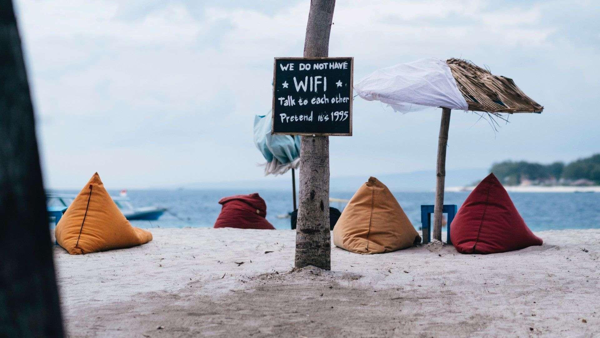 WiFi network setup