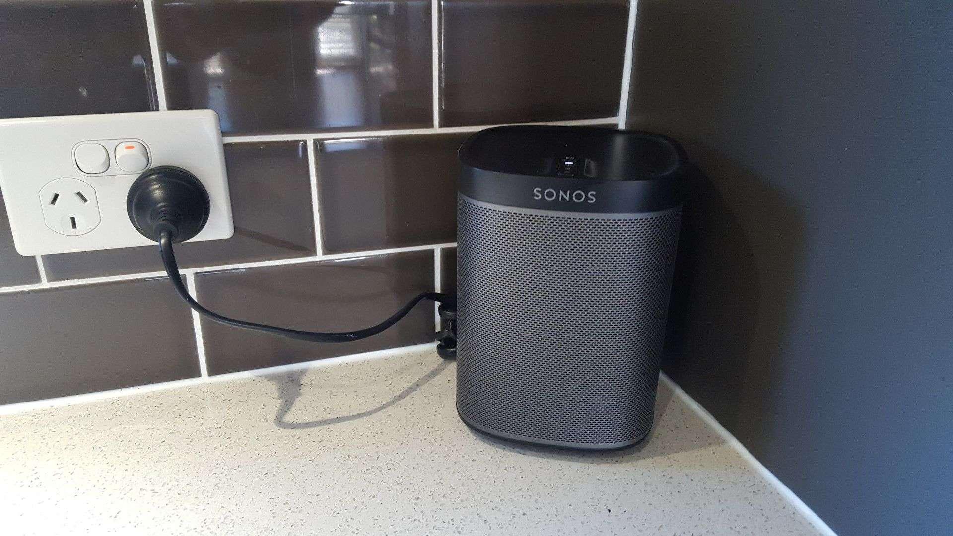 Sonos wifi problem
