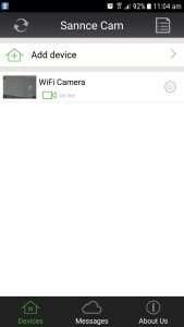 Sannce Cam App